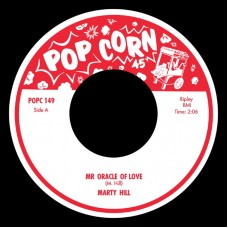"Hill Marty : Oracle of Love / Red Lips (7"" Single) (Funk and Soul)"