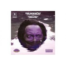 Thundercat : Drank (Chopped Not Slopped) (CD) (Rap and Hip Hop)
