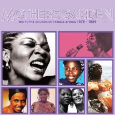 Various : Mothers' Garden (The Funky Sounds Of Fem (Vinyl) (Funk and Soul)