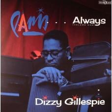 Dizzy Gillespie : Paris... Always Vol. 1 (2LP) (Vinyl) (Jazz)