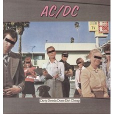 Ac/Dc : Dirty Deeds Done Dirt Cheap (Vinyl) (General)