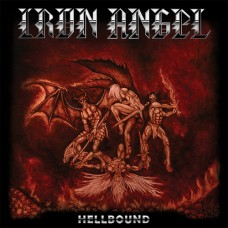 Iron Angel : Hellbound (Vinyl) (Heavy Metal)