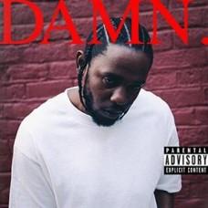 Lamar Kendrick : Damn (2LP) (Vinyl) (Rap and Hip Hop)