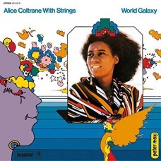 Coltrane Alice : World Galaxy (Vinyl) (Jazz)