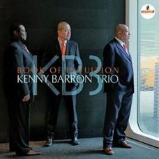 Kenny Barron Trio : Book Of Intuition (CD) (Jazz)