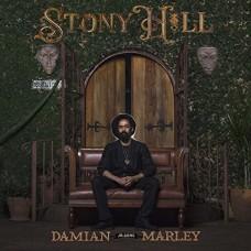 Marley Damian : Stony Hill (CD) (Reggae and Dub)