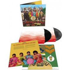 Beatles : Sgt. Peppers Lonely Hearts (2LP) (Vinyl) (General)