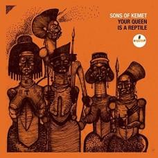 Sons Of Kemet : Your Queen Is A Reptile (2LP) (Vinyl) (Jazz)