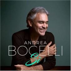 Andrea Bocelli : Si (Dlx//Digipak) (CD) (General)