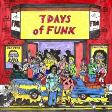 7 Days Of Funk : 7 Days Of Funk (CD) (Rap and Hip Hop)