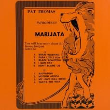 Pat Thomas : Pat Thomas Introduces Marajita (Vinyl) (World Music)