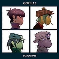 Gorillaz : Demon Days (2LP) (Vinyl) (General)