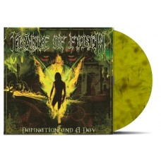 Cradle Of Filth : Damnation And A Day (2LP/Clrd) (Vinyl) (Heavy Metal)