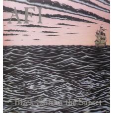 A.F.I. : Black Sails In The Sunset (Clrd) (Vinyl) (Punk)