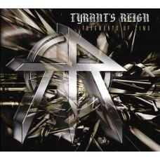 Tyrant's Reign : Fragments Of Time (2LP) (Vinyl) (Heavy Metal)