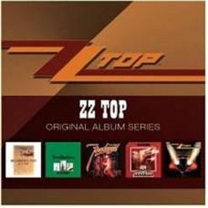Zz Top : Original Album Series (5CD) (CD) (General)