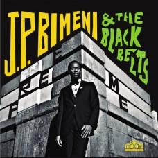 J.P. Bimeni and The Black Belts : Free Me (Vinyl) (Funk and Soul)