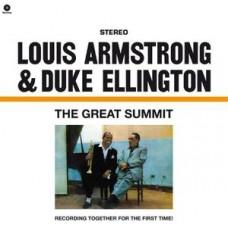 Armstrong Louis and Ellington Duke : Great Summit (180g) (Vinyl) (Jazz)