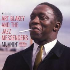 Art Blakey and The Jazz Messengers : Moanin' (180G//Dlx//Gtfld//Ltd) (Vinyl) (Jazz)