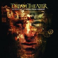 Dream Theatre : Metropolis Part 2: Scenes From A Memory (Vinyl) (General)