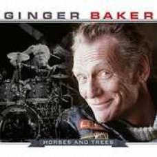 Baker Ginger : Horses and Trees -Reissue- (Vinyl) (General)