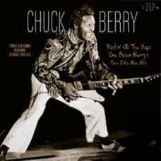 Berry Chuck : Rockin' At The Hops / One Dozen Berrys (Vinyl) (General)
