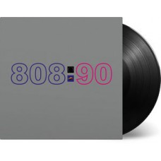 808 State : 808:90 (2LP/Clrd Ltd Edition of 750) (Vinyl) (Electronic)
