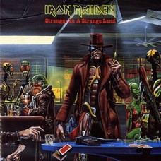 "Iron Maiden : Stranger In A Strange Land (7""/Ltd) (7"" Single) (Heavy Metal)"