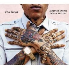 Vybz Kartel : Kingston Story (Deluxe) (CD) (Reggae and Dub)