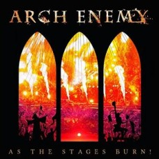 Arch Enemy : As The Stages Burn (Cd/Dvd) (CD) (Heavy Metal)