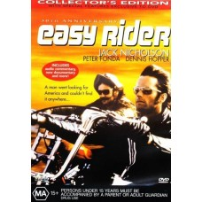 Easy Rider : Movie (DVD) (Movies)