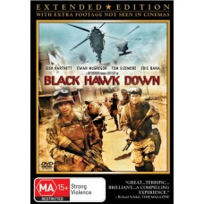Black Hawk Down : Movie (DVD) (Movies)