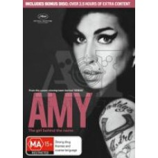 Amy (Amy Winehouse Documentary) : Movie (DVD) (Documentry)