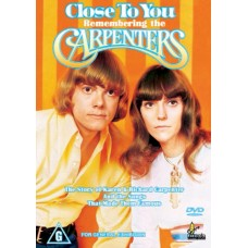 Carpenters -Close To You : Carpenters (DVD) (DVD)