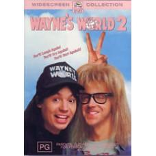 Wayne's World 02 (1993) : Movie (DVD) (Movies)