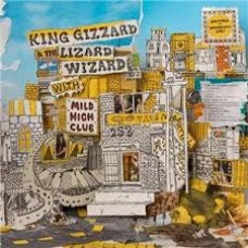 King Gizzard and The Lizard Wizard : Sketches Of Brunswick East (200G//Dld) (Vinyl) (General)