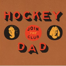 "Hockey Dad : Join The Club // Purple Sneakers (7"") (7"" Single) (General)"