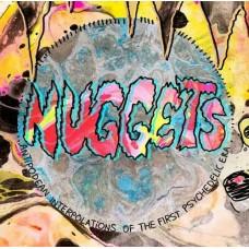 Various Artists : Nuggets  Antipodean Interpolations (CD) (Various)