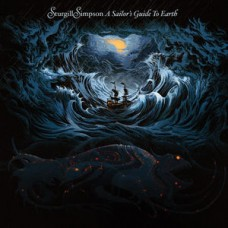 Simpson Sturgill : Sailor's Guide To Earth (CD) (Alternative Country)