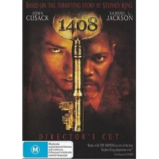 1408-Director's Cut (2007) : Movie (DVD) (Movies)