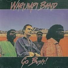Warumpi Band : Go Bush! (CD) (Aboriginal)