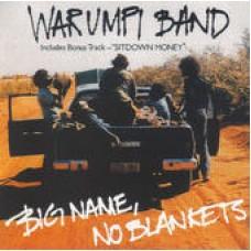 Warumpi Band : Big Name No Blankets (CD) (Aboriginal)