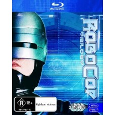 2 and 3) Robocop (1 : Movie (BluRay) (Movies)