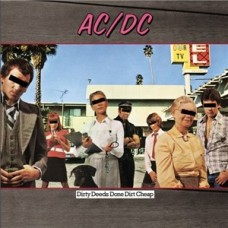 Ac/Dc : Dirty Deeds Done Dirt Cheap (CD) (General)