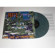 A.F.I. : Art of Drowning (Clrd) (Vinyl) (Punk)