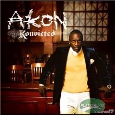 Akon : Konvicted (CD) (Rap and Hip Hop)