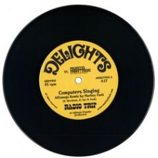 "Radio Trip and Left : Delights Vs. Audio Montage (7"") (7"" Single) (Funk and Soul)"