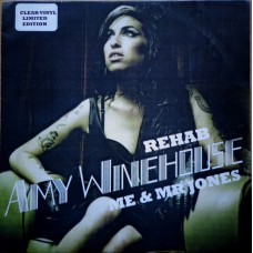 Winehouse Amy and Nas : Me and Mr Jones (2LP/Clrd) (Vinyl) (General)