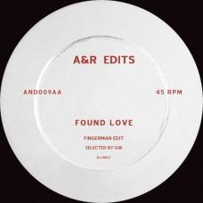 """Fingerman : A and R Edits Vol. 9 (12"""" Vinyl) (Nu Disco)"""