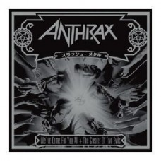 Anthrax (2CD) : We've Come For You All/The Greater Of Tw (CD) (Heavy Metal)